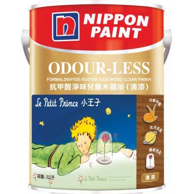 立邦抗甲醛淨味兒童木器漆 (清漆)