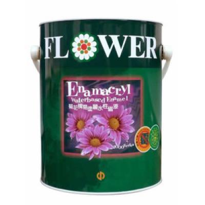 菊花牌易塗麗水性磁漆