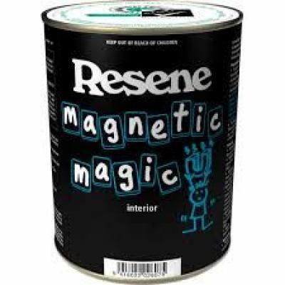 Resene Magnetic Magic 水性磁石漆