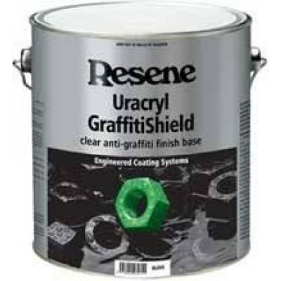 水性透明畫板油漆 Resene Uracryl GraffitiShield