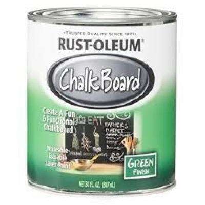 Rust-Oleum Rustoleum 黑板漆